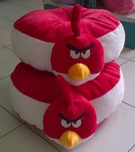 Sofa Gepeng Angry Birds