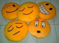 Bantal Emoticon