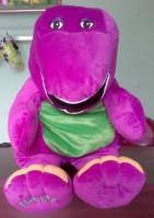 Boneka Barney Jumbo
