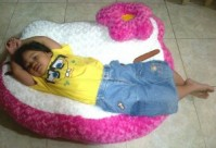 Kasur Hello Kitty Giant