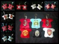 Gantungan Kunci Klub Bola