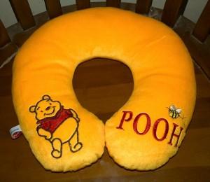 Bantal Leher Pooh