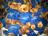 Bear Bank Mandiri