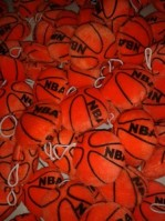 Gantungan Kunci NBA