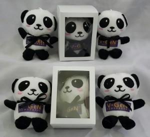 Gantungan Panda V Gen