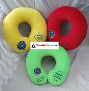 Bantal Leher Custom Perusahaan