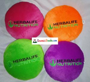 Bantal Bulat Herbalife