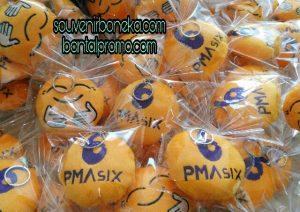 Gantungan Kunci Emoticon KPP PMA 6