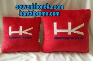 Bantal Kotak Custom HK