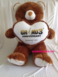 Bear Giant Amaroossa Grande Custom