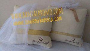 Bantal Kotak Jambuluwuk + Packing Tile
