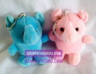 Gantungan Kunci Gajah
