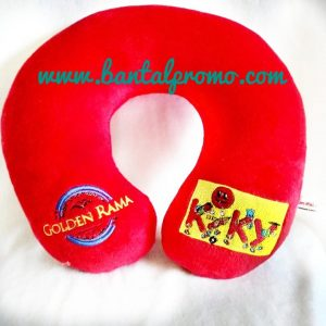Bantal Leher Golden Rama