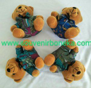 Bear Duduk Baju Piyama